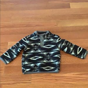 Other - Osh Kosh Toddler Fleece Sweatshirt 24M